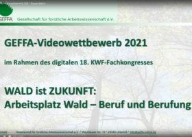 GEFFA-Videowettbewerb 2021 - Gewinner