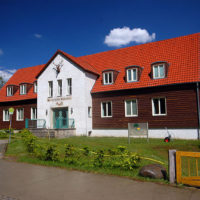Haus der Waldarbeit, Eberswalde